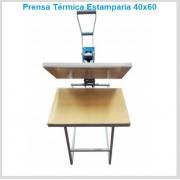 Prensa Térmica Estamparia 40x60