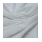 Tecido Branco 100% poliester com 1,80 de Largura