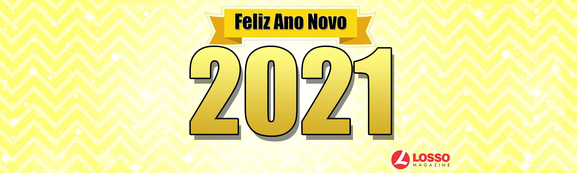 Feliz Ano Novo <3