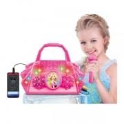 Bolsa Musical Rock Show DM Toys Brinquedo Infantil
