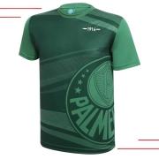 Camiseta Palmeiras Verdão S.E.P Verde Masculino SPR