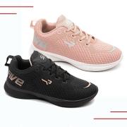 Kit c/ 2 Tênis Feminino Esportivos Infantil RepPlay