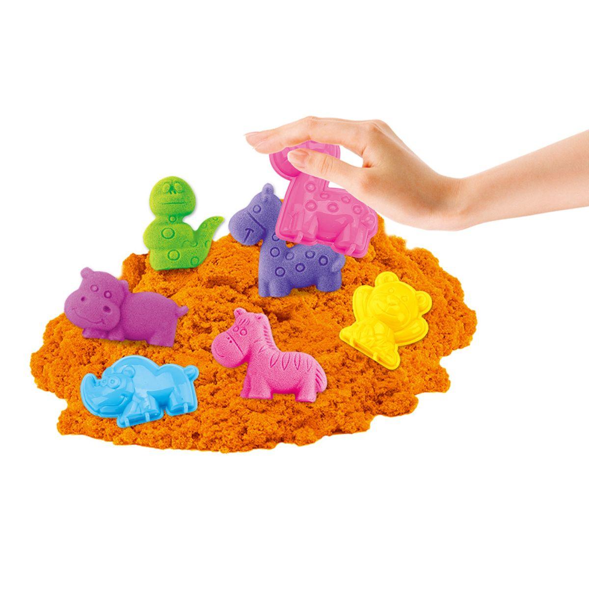 Areia Divertida Pocket Animais Dm Toys Infantil