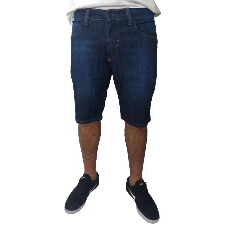 Bermuda Jeans Masculina c/ Lycra Fatal