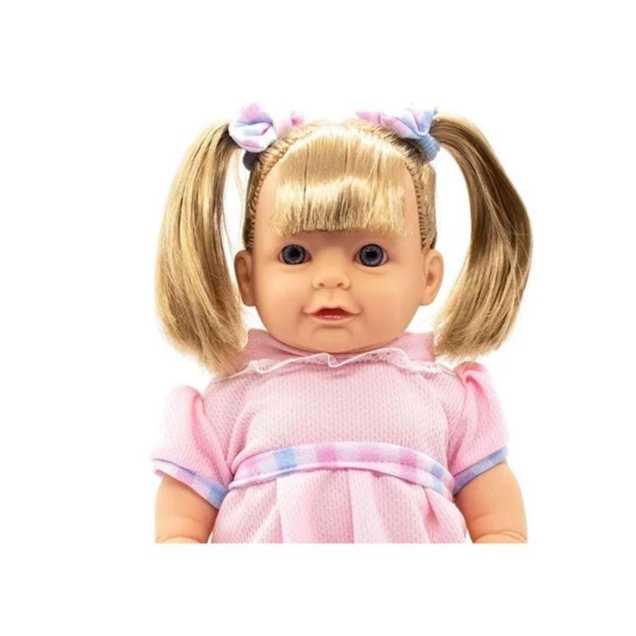 Boneca Amandinha Miketa