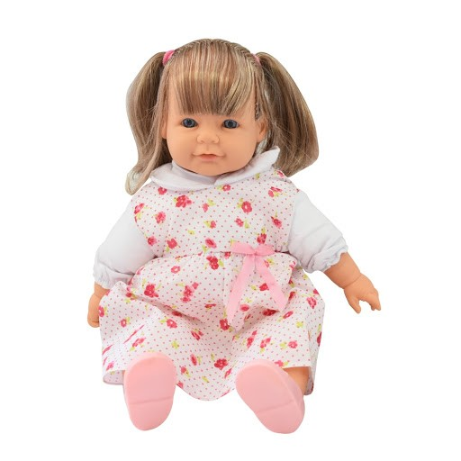 Boneca Graciella Doll 30 Frases Miketa
