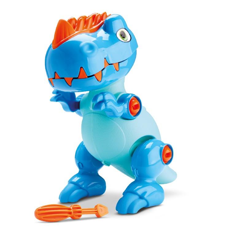Boneco Monta e Desmonta Tchuco Rex Samba Toys Brinquedo Infantil