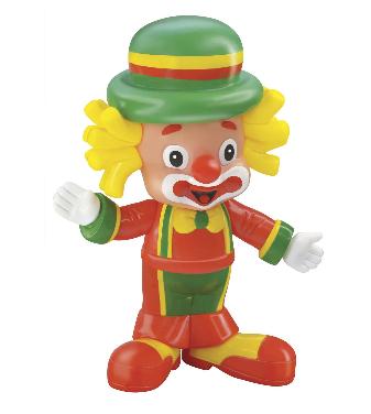Boneco Patati Patatá de Vinil Lider Brinquedos