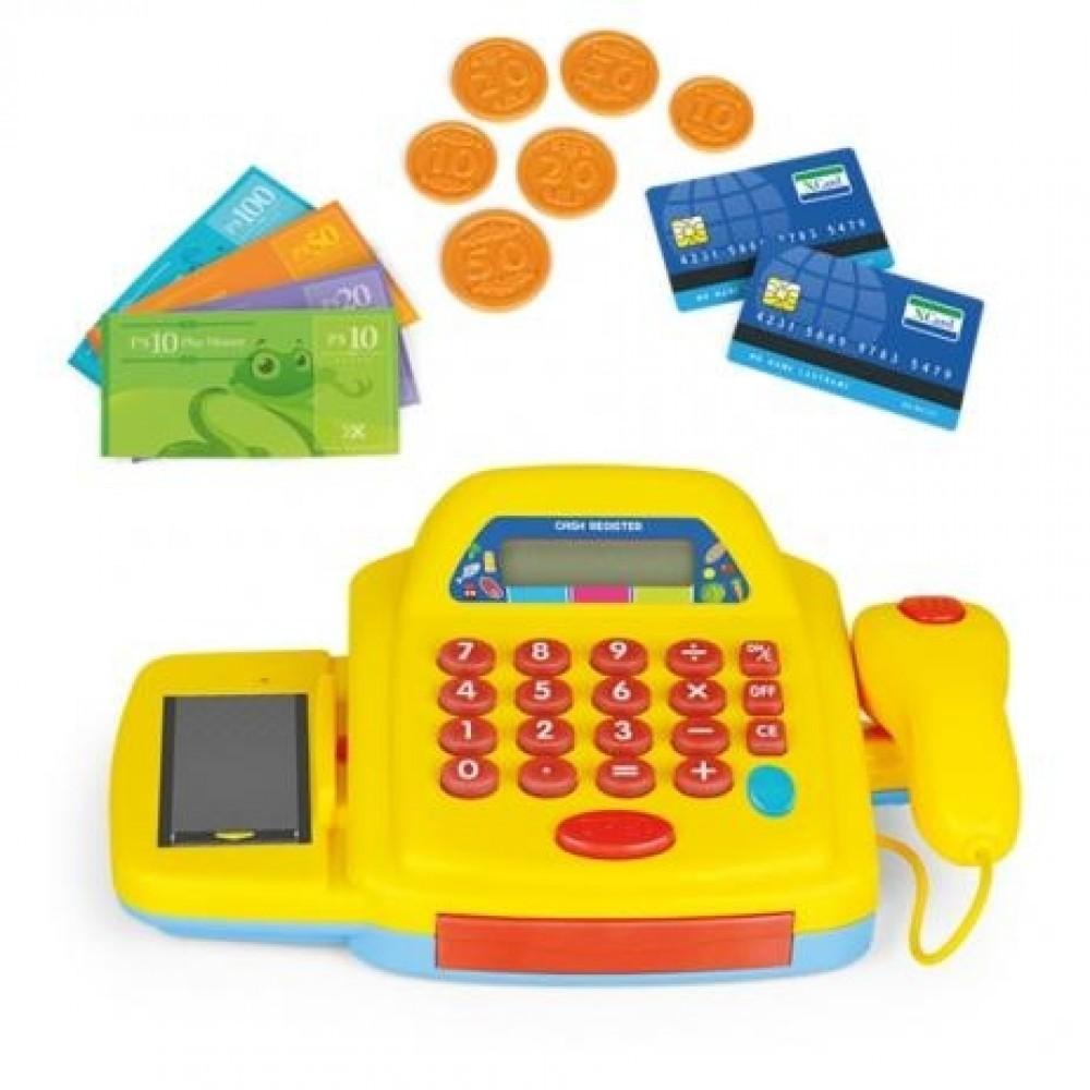 Brinquedo Caixa Registradora Mini Mercado XPlast