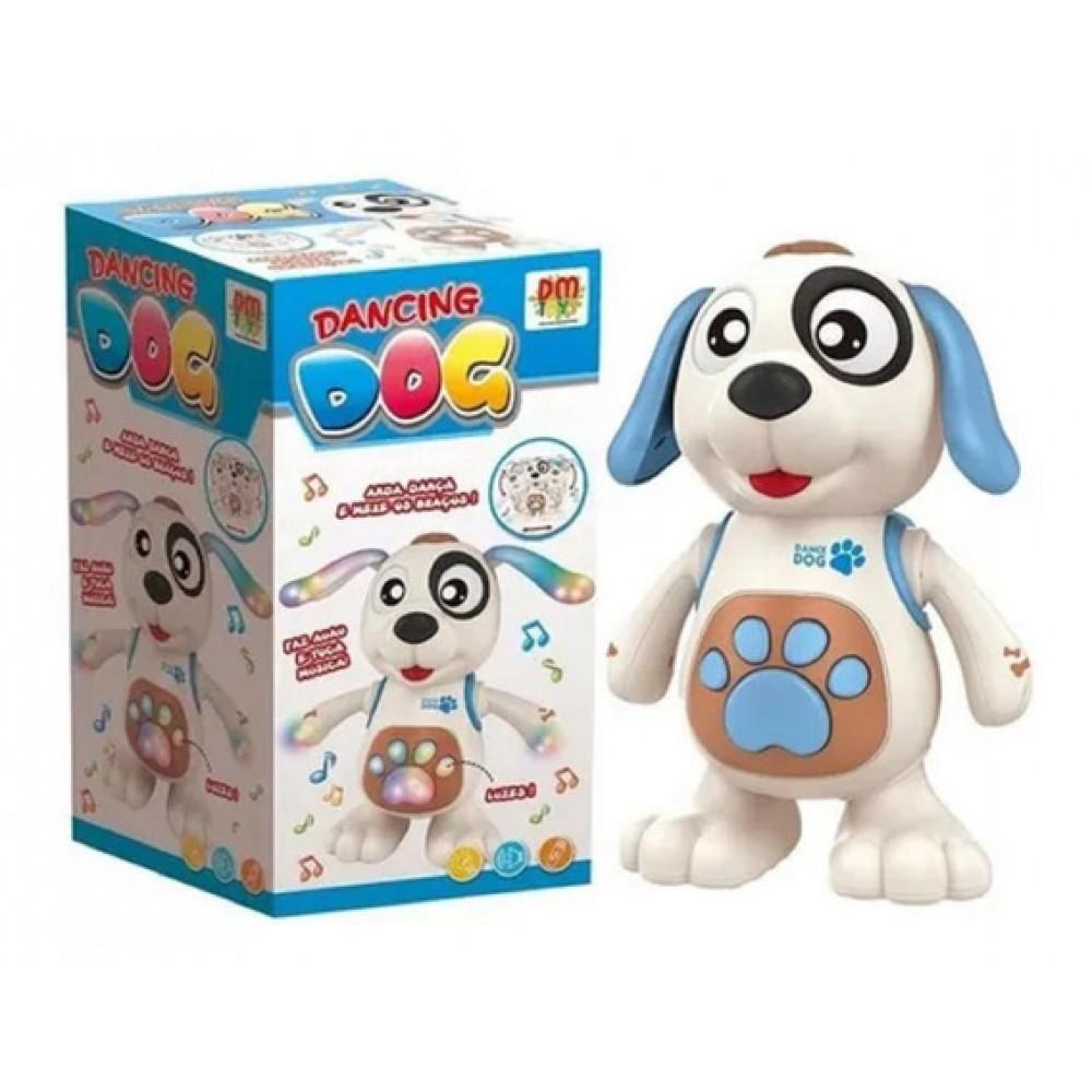 Brinquedo Divertido Dancing Dog Anda Mexe
