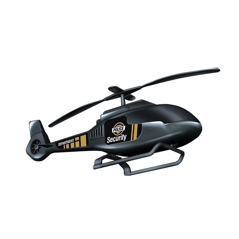 Brinquedo Helicoptero Policia Zuca Toys Infantil