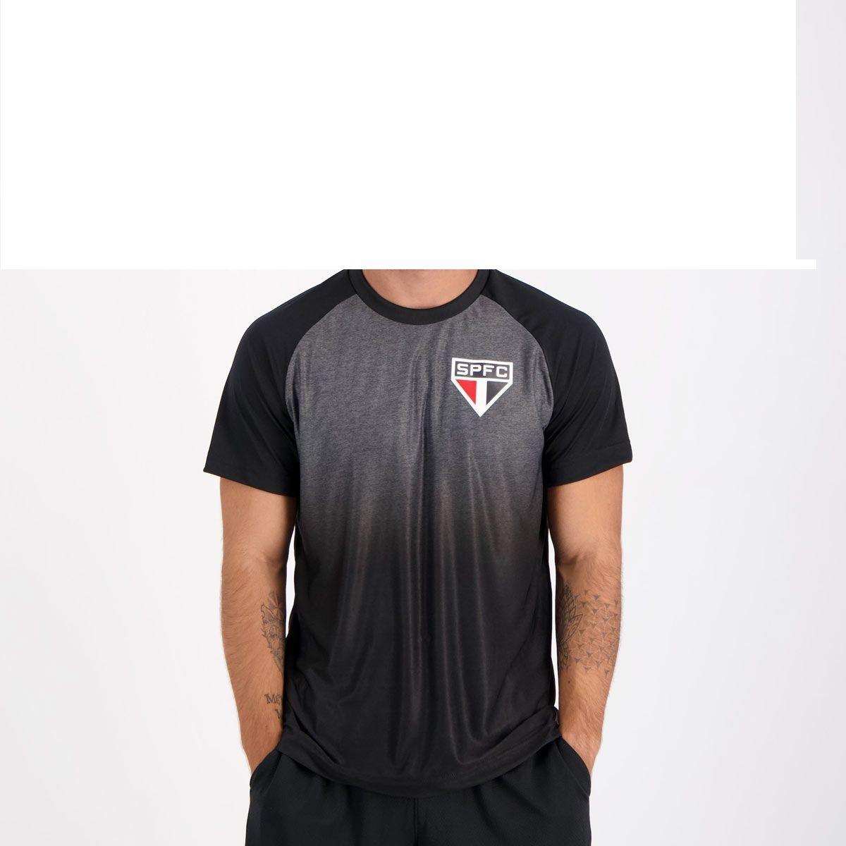 Camiseta SPR São Paulo F C Gino Masculino