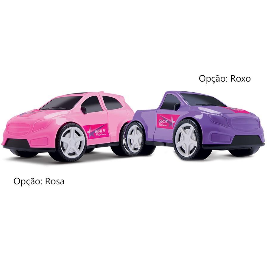 Carro Girls Car Samba Toys Brinquedo Infantil