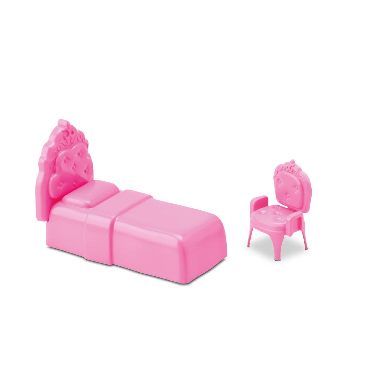 Castelo Princesa Judy Samba Toys Brinquedo