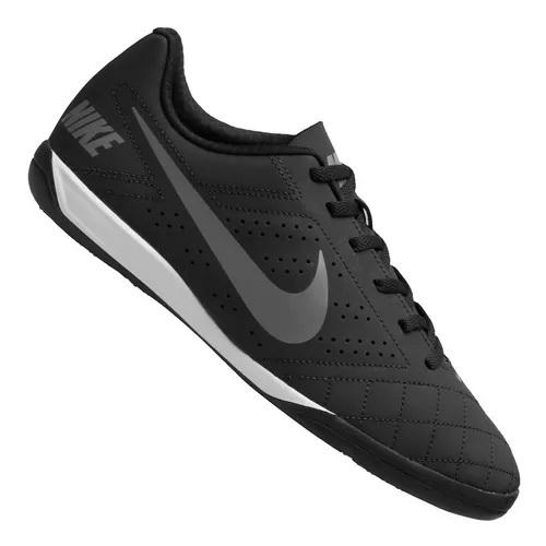 Chuteira Futsal Beco 2 Preto Napa Nike