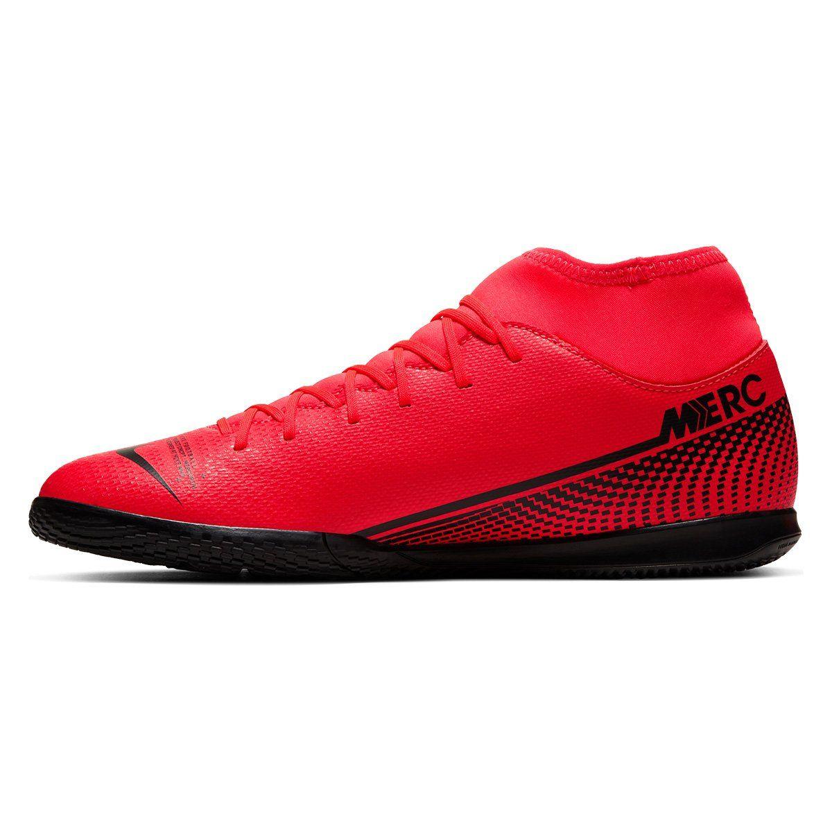 Chuteira Nike Mercurial Superfly 7 Club IC Futsal adulto