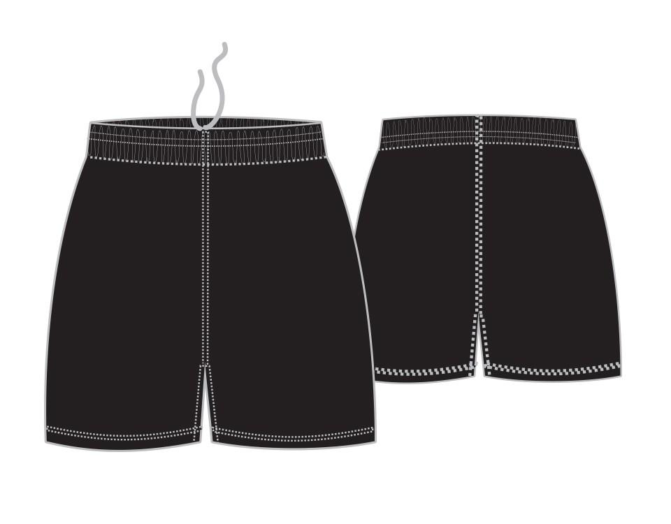 Kit com 3 Calções Shorts Bermuda Classic Kanxa Esportivo