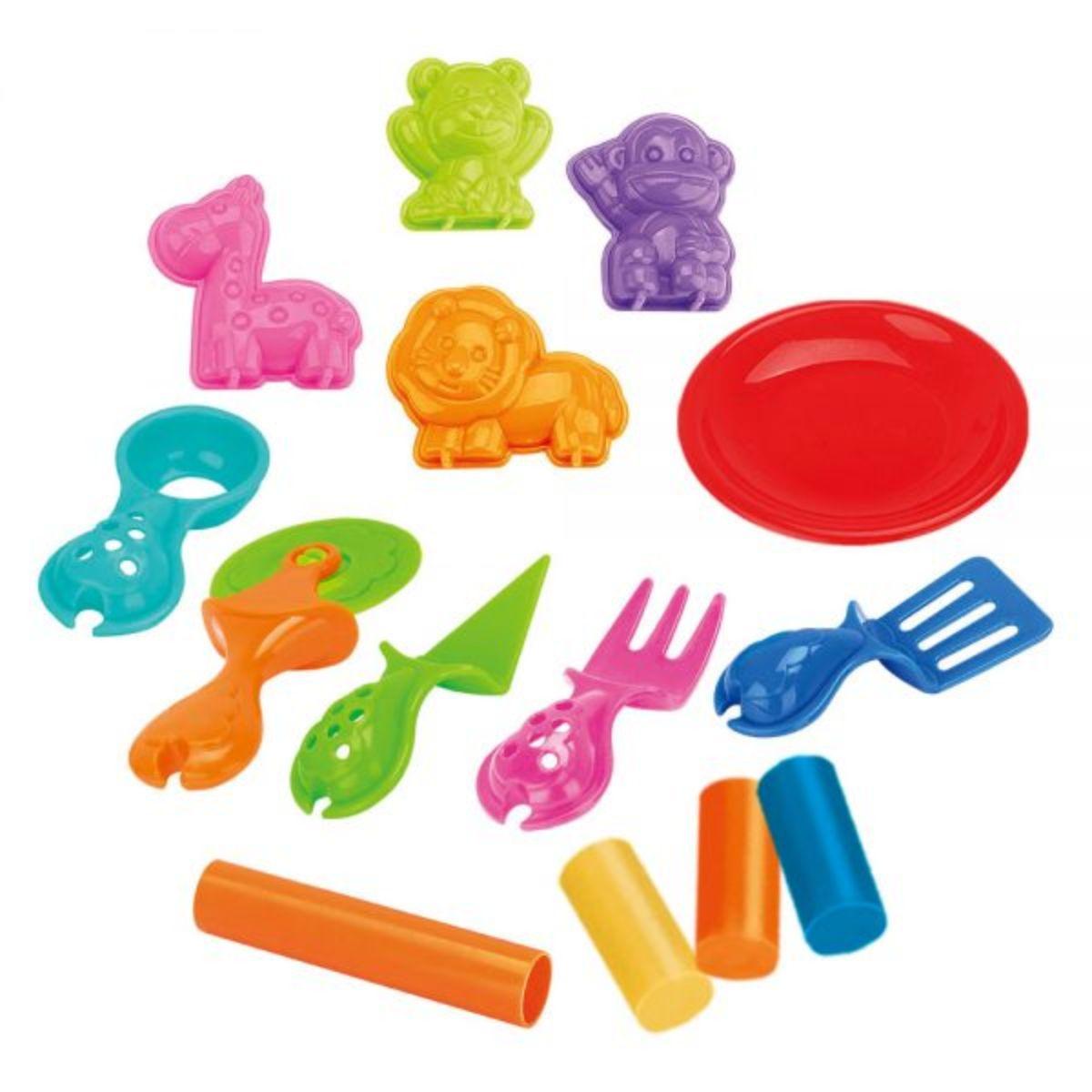 Modele e Brinque Bichos no Zoo DM Toys