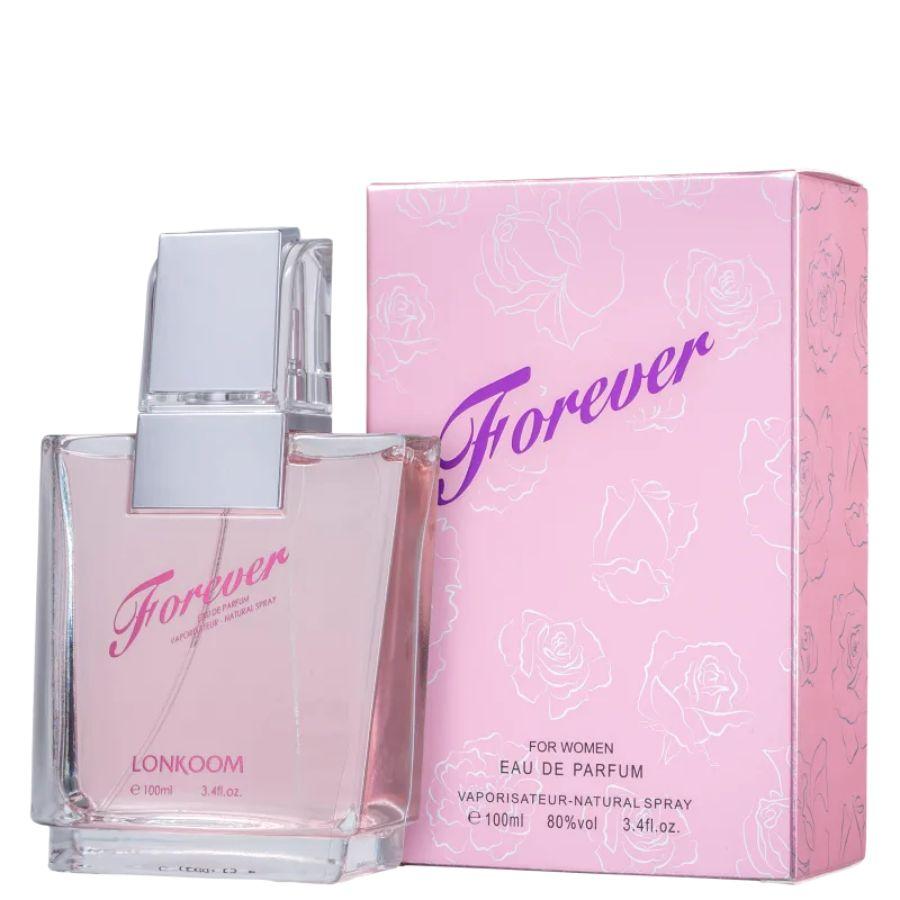 Perfume Feminino Forever Lonkoom
