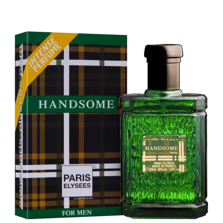 Perfume Masculino Handsome Paris Elysees 100ml