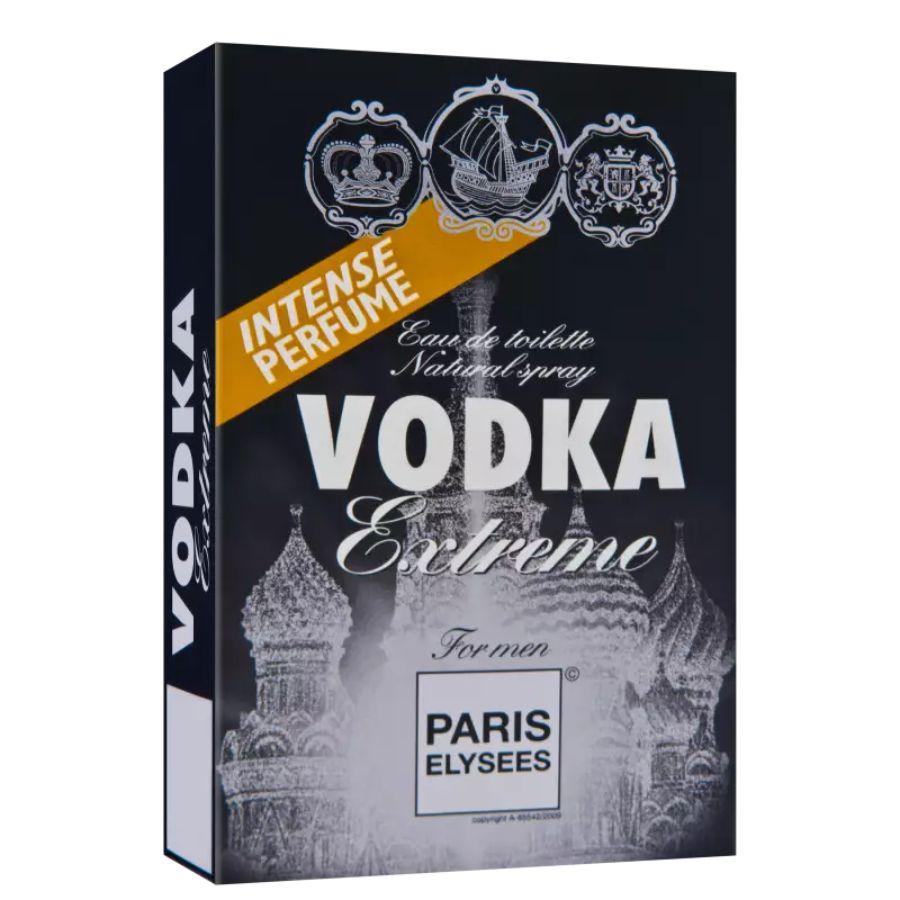 Perfume Masculino Vodka Extreme Paris Elysees 100ml
