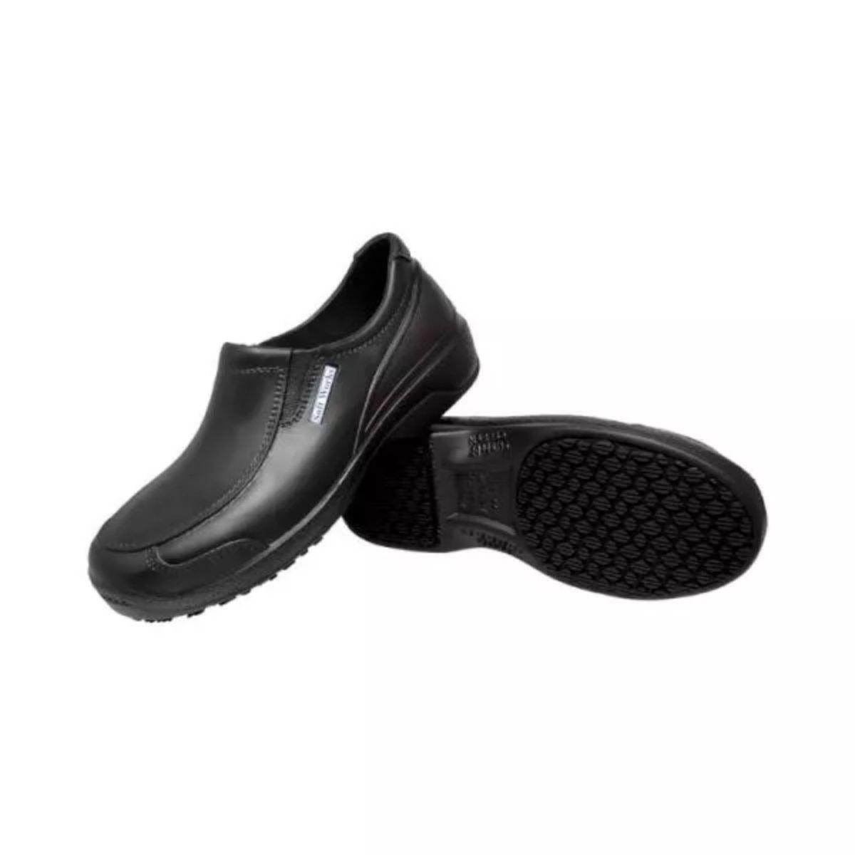 Sapato Babuch Profissional Soft Works Antiderrapante sem Biqueira