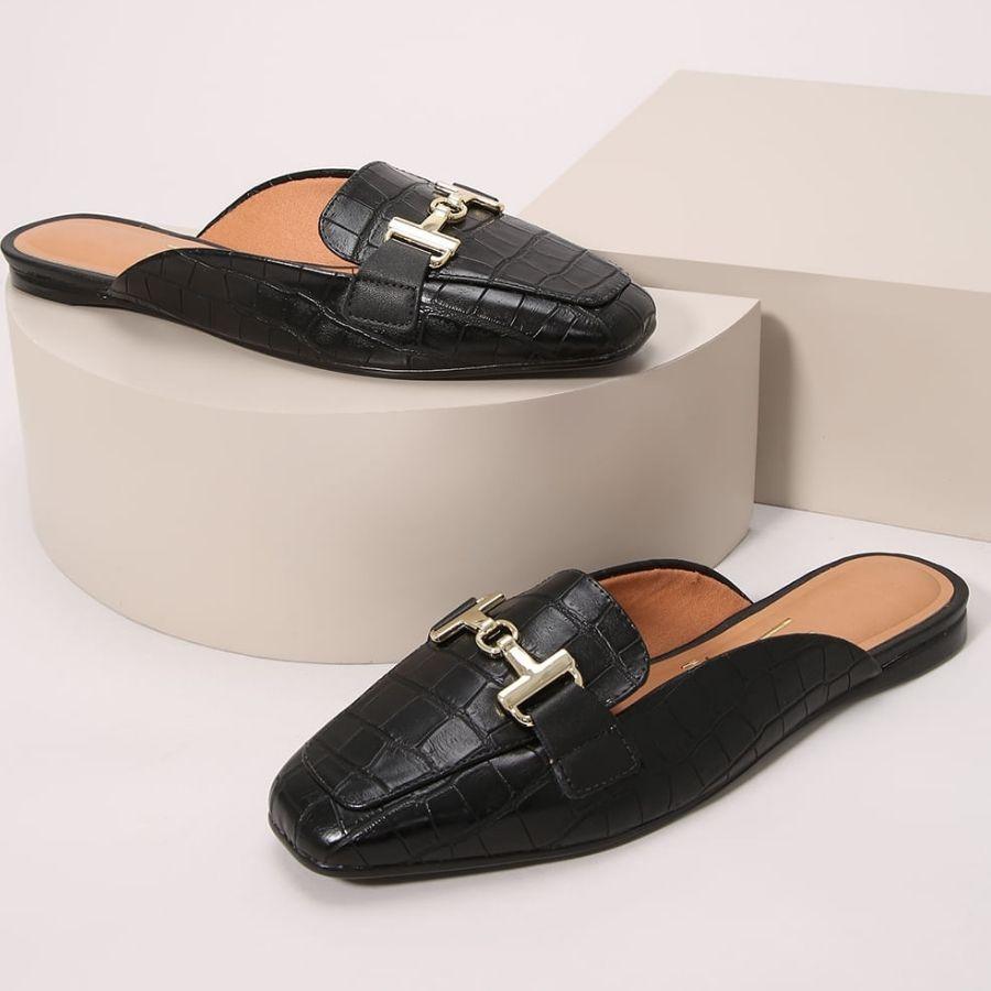 Sapato sapatilha vizzano mule fem