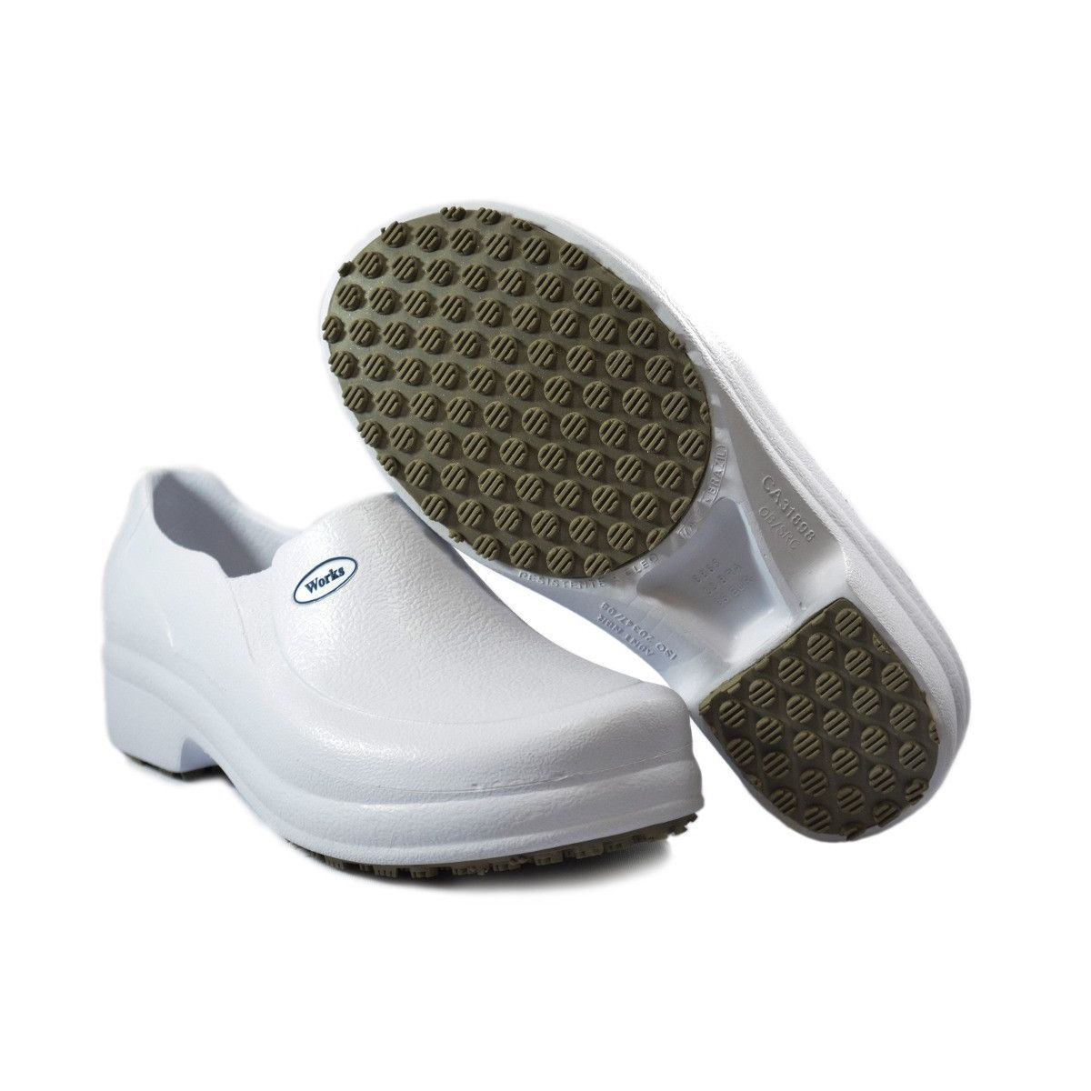 Sapato Soft Works Profissional Antiderrapante