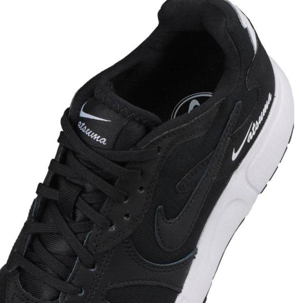 Tênis Nike Atsuma Preto Masculino