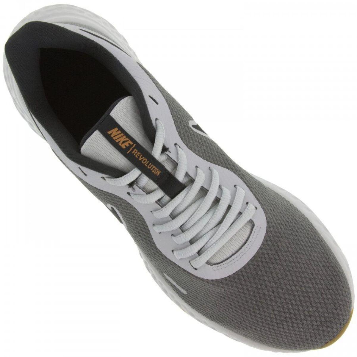 Tênis Nike Revolution 5 Cinza