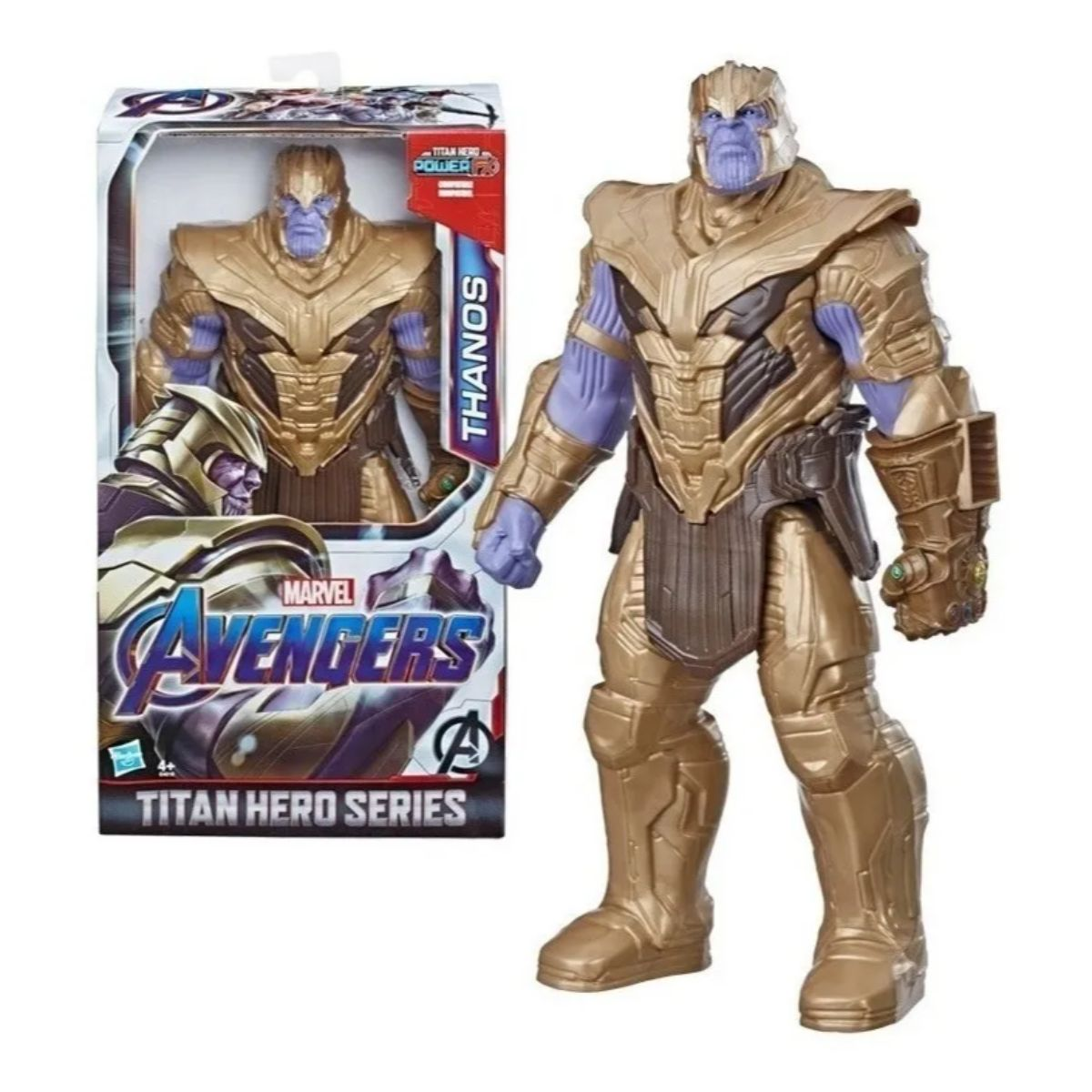 Thanos Vingadores Ultimato Titan Hero Hasbro