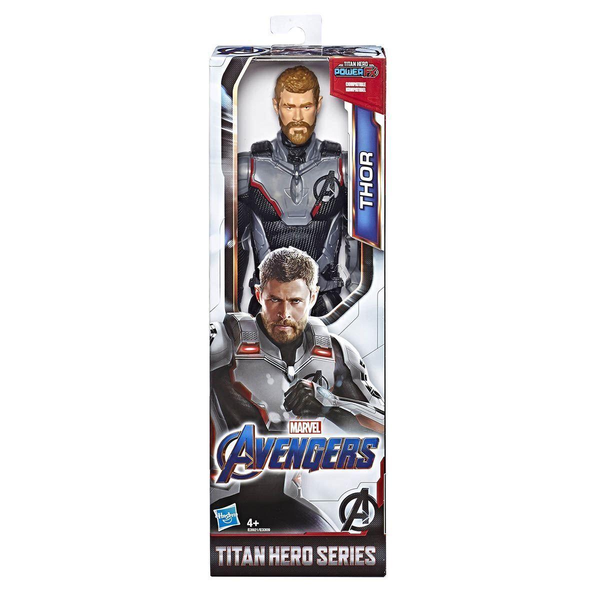 Thor Vingadores Ultimato Titan Hero Hasbro