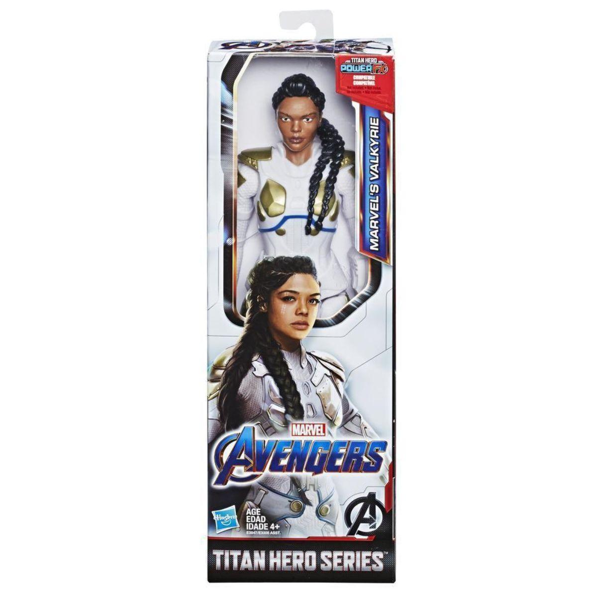 Valquíria Vingadores Ultimato Titan Hero Hasbro