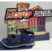 Sandália Kidy - MOTO Ref. 02105221783 - Marinho - Azul