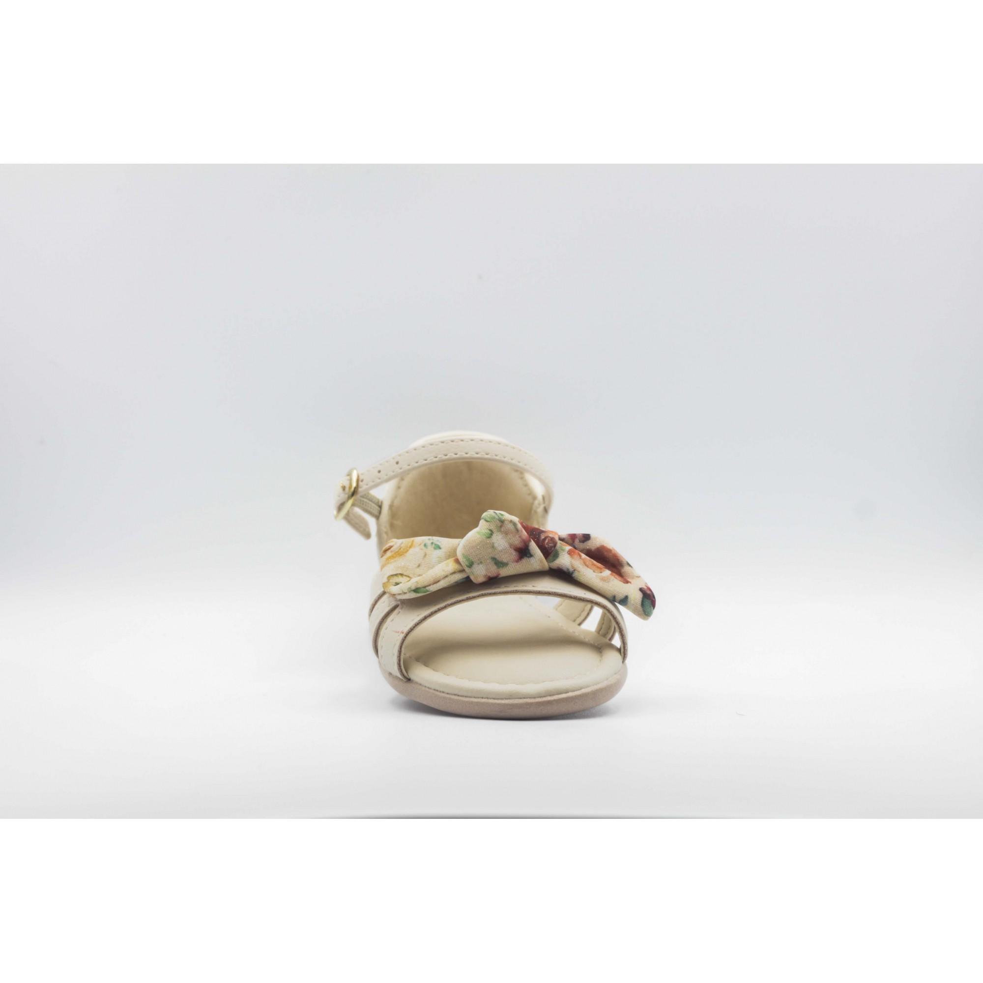 Sandália Kidy INFANTIL Ref. 0244-0077 Marfim