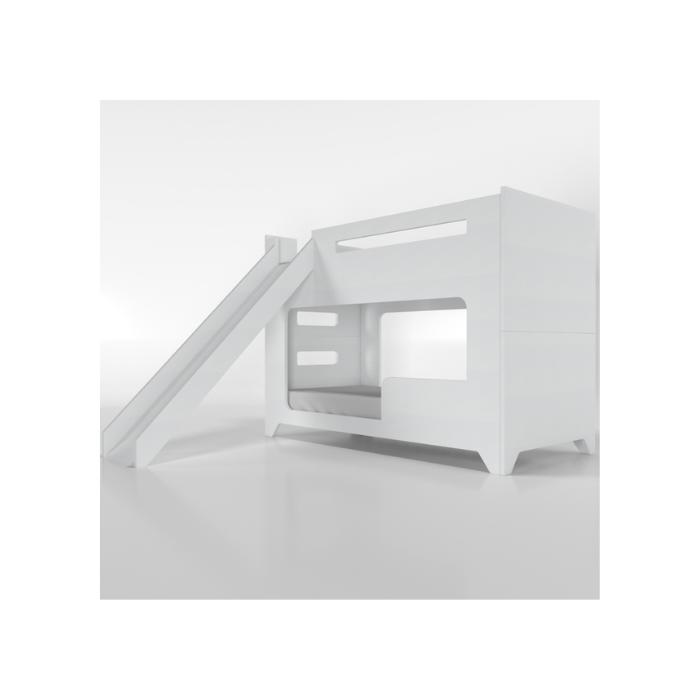 W2 - Beliche Infantil Lumi Com Escorregador (Escolher Cor) - Timber Móveis