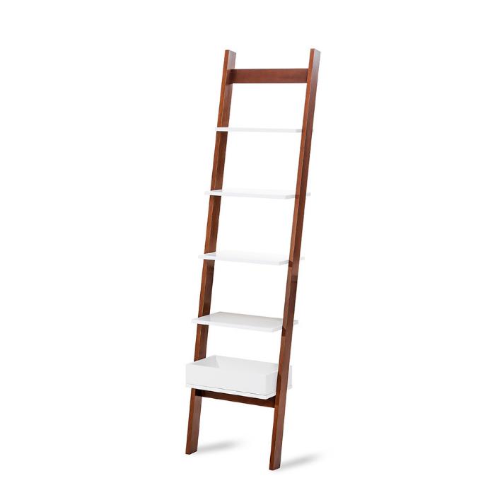 X Estante Escada Sambalelê (Escolher Cor) - Divicar Móveis