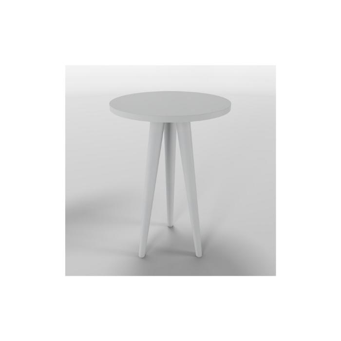 Mesa de Apoio Tripé (Escolher Cor) - Timber Móveis