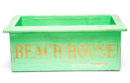Caixa beach house