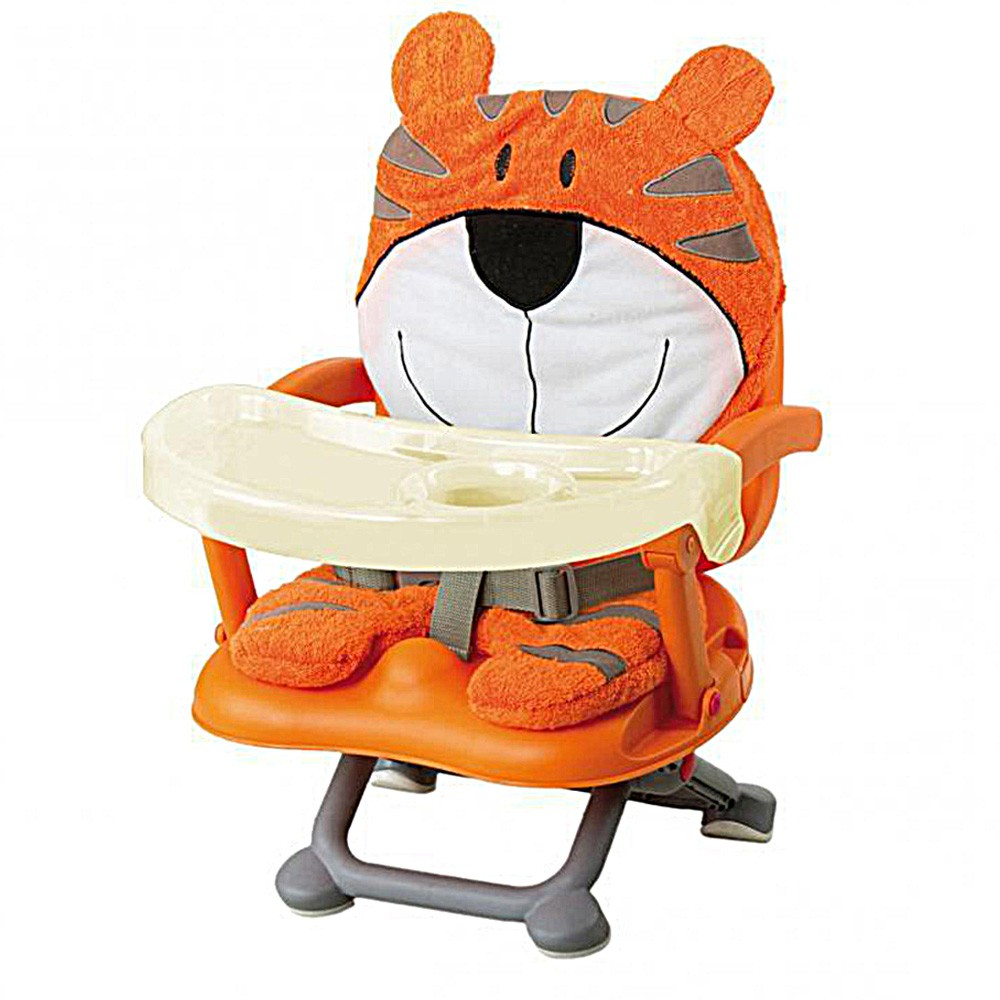 Cadeira De Alimentação Laranja
