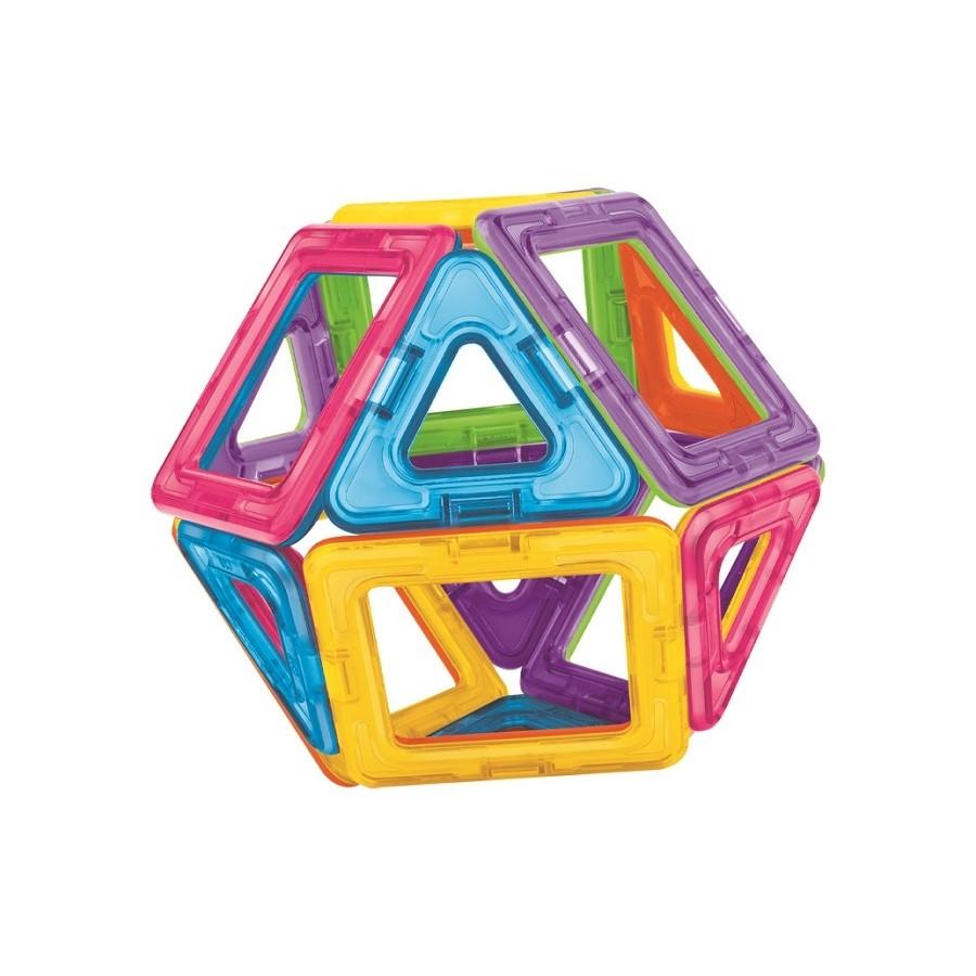 Formagnéticos Criações Livres com 14 peças Dican