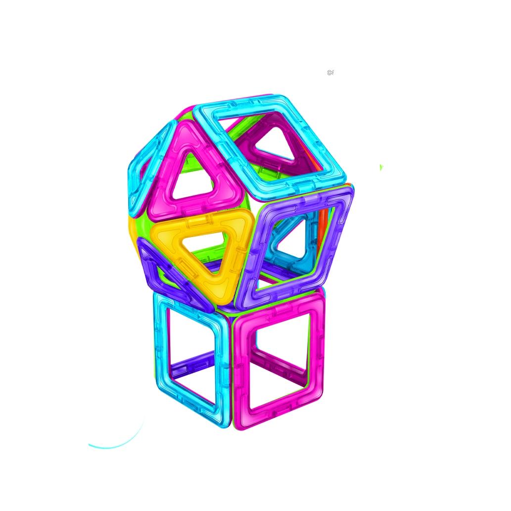 Formagnéticos Criações Livres com 30 peças Dican