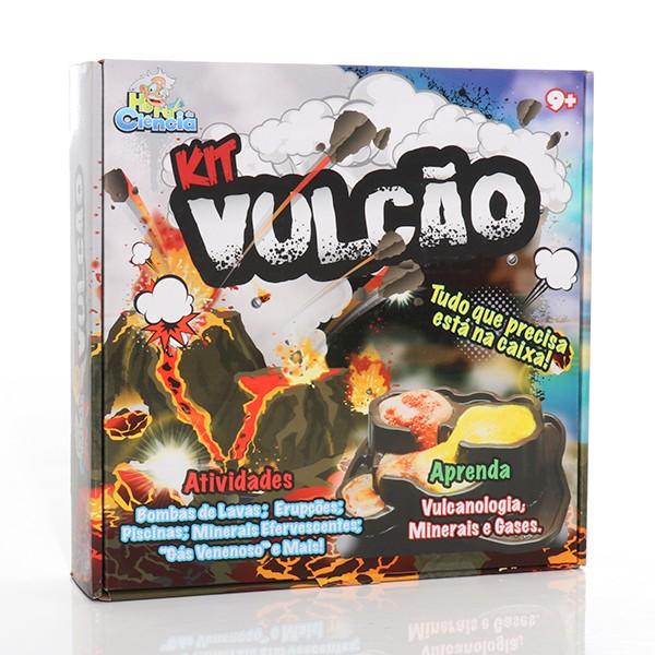Kit Vulcão