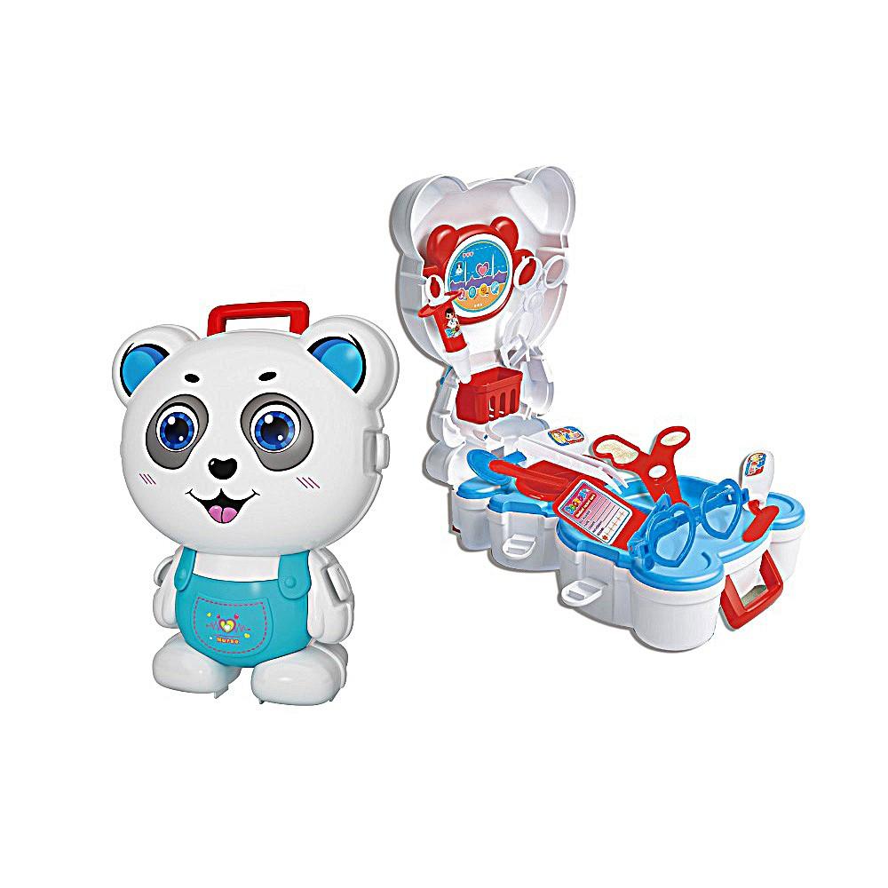 Maleta Panda Doutor Dican