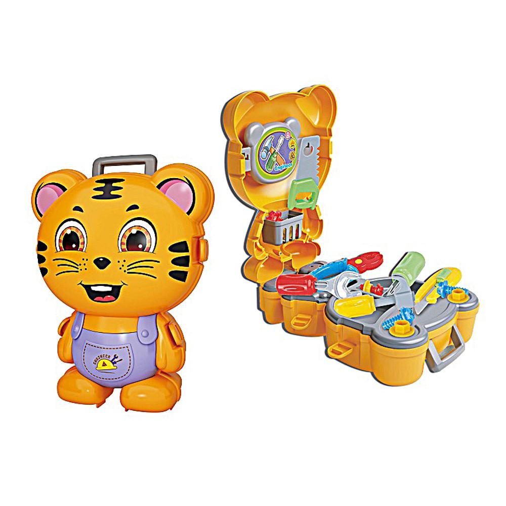 Maleta Tigre Construtor Dican