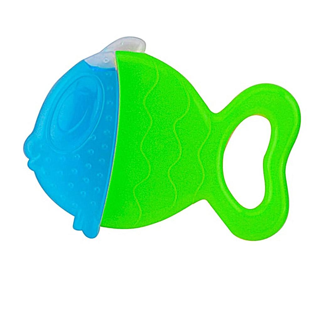 Mordedor Bichinho - Peixe Verde