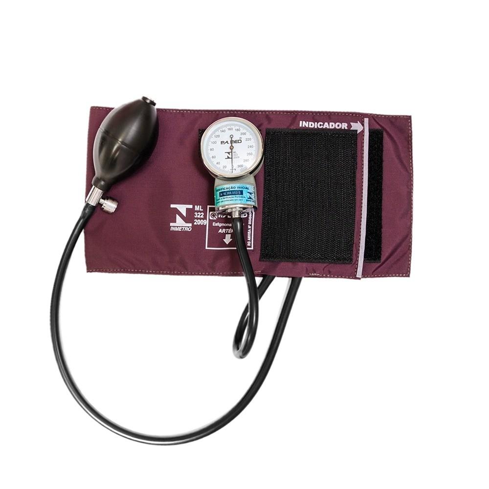 Aparelho de Pressão Bordo Nylon/Velcro P.A. MED