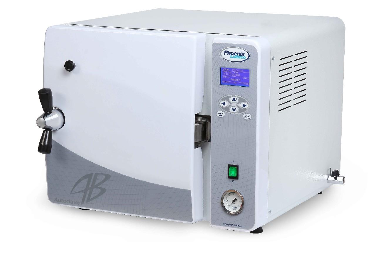 Autoclave de Bancada AB-12 Litros PHOENIX