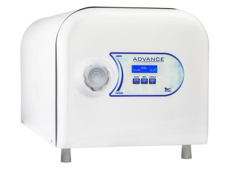 Autoclave Horizontal EC21D Advance ECEL