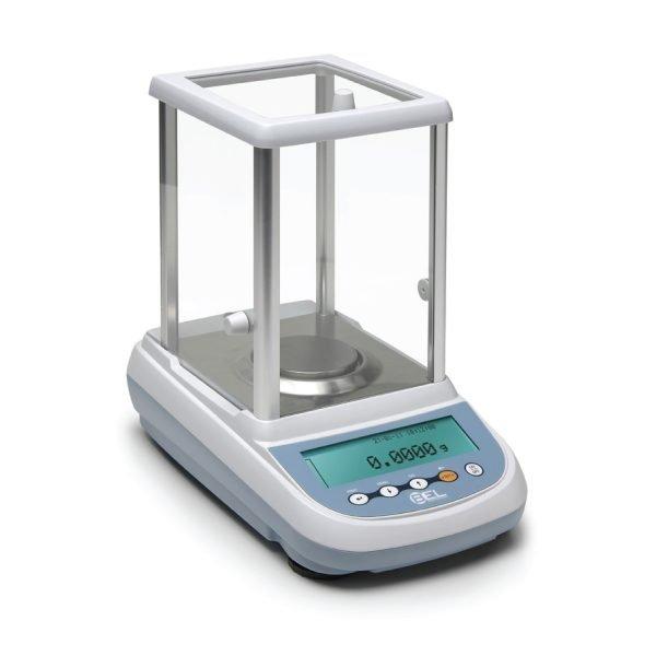 Balança Analítica BEL 0,0001g, 220g com Calibração Interna Automática MG214Ai
